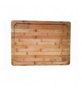 Tavoletta per lavatoio 45 cm in bamboo Feridras 606014