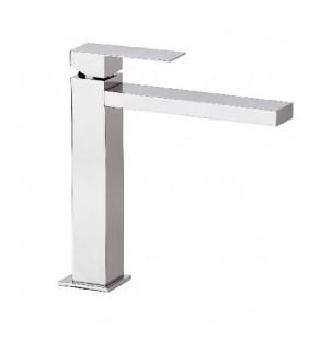 Rubinetto lavabo alto con luce a led serie q ambient remer Remer QA11L
