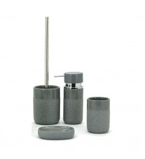 Set completo grigio - serie rock Aquasanit SET63