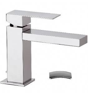 Rubinetto miscelatore lavabo serie q design Remer QD10