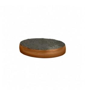 Porta sapone con finitura rame - serie damasco Aquasanit QD6110RM