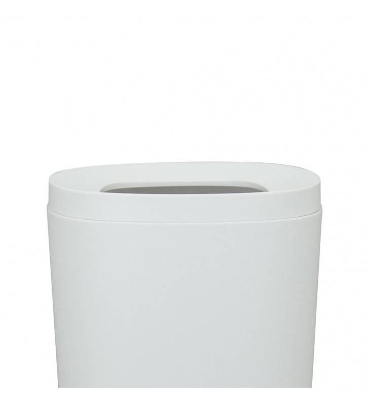 Pattumiera bianca - serie kubik Aquasanit QG2150WW