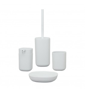 Set completo bianco - Serie Kubik Aquasanit SET70