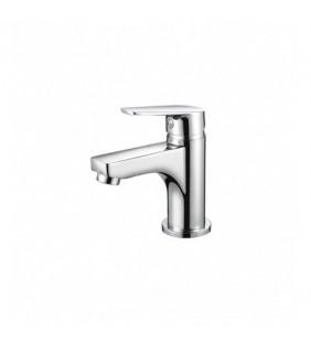Rubinetto lavabo cromato con leva in metallo - Serie Eureka Idrobric SCARUB0966CR