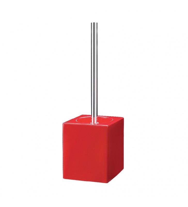 Set completo rosso - serie color Aquasanit SET5