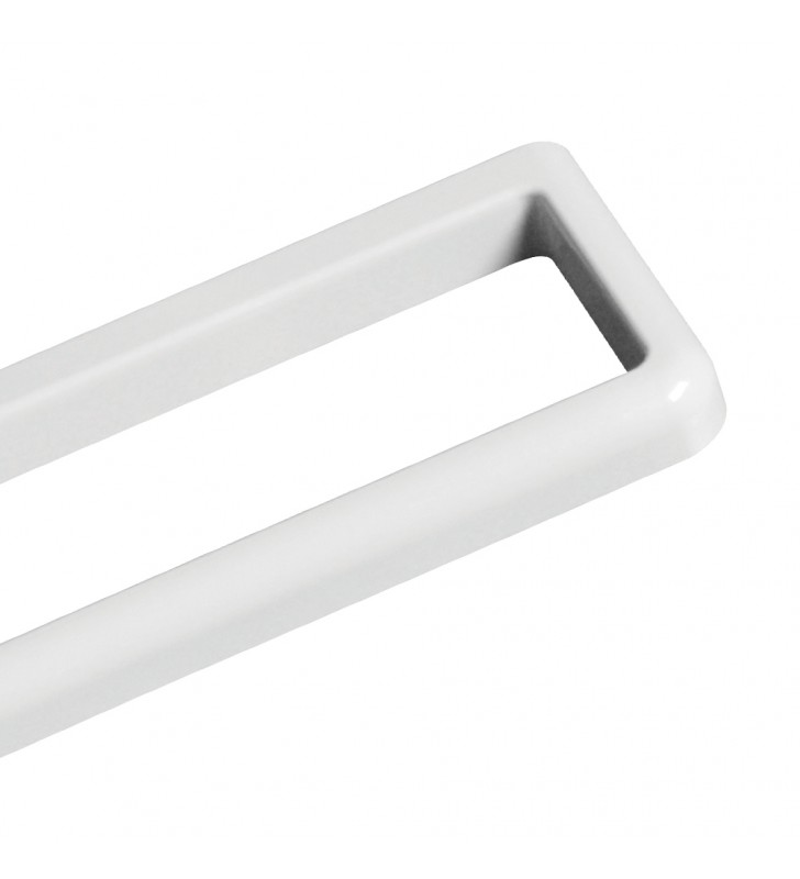 Porta salviette 30 cm a muro - serie white Aquasanit A10818IMP000