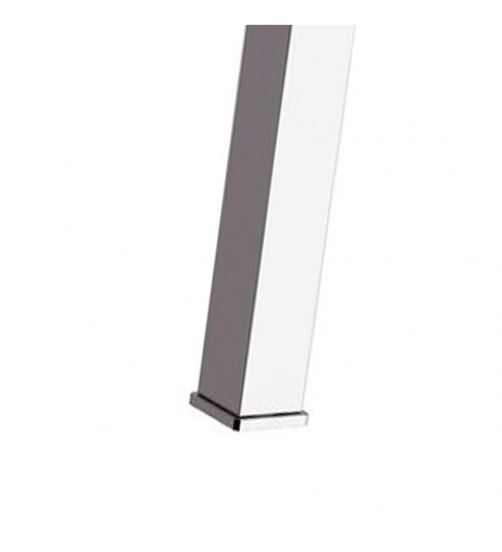 Remer sq3 miscelatore alto per lavabo con scarico click-clack Remer S10LB3