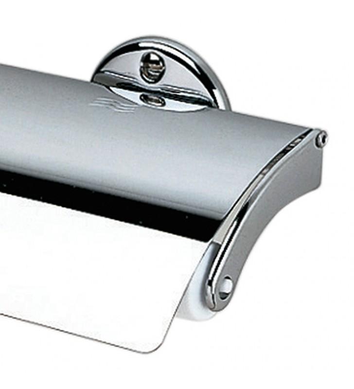 Porta rotolo cromato - serie varese Aquasanit A85260CR004