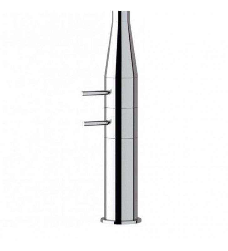 Rubinetto lavello con bocca girevole stile moderno - serie kitchen Remer BK74