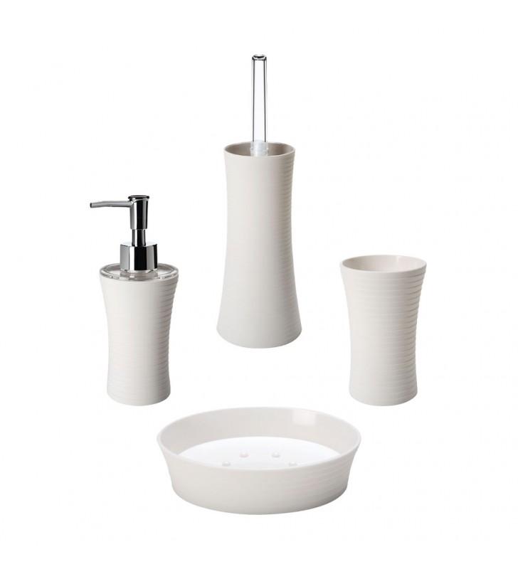 Set completo bianco - serie bowling Aquasanit SET17