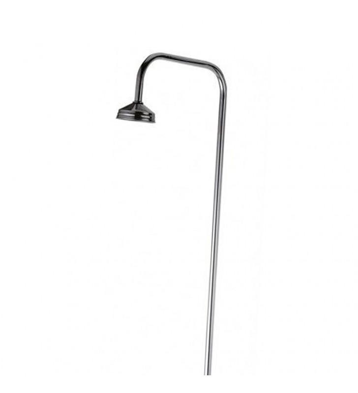 Rubinetto vasca con colonna doccia e soffione - serie 1000-2000 Remer 08EX