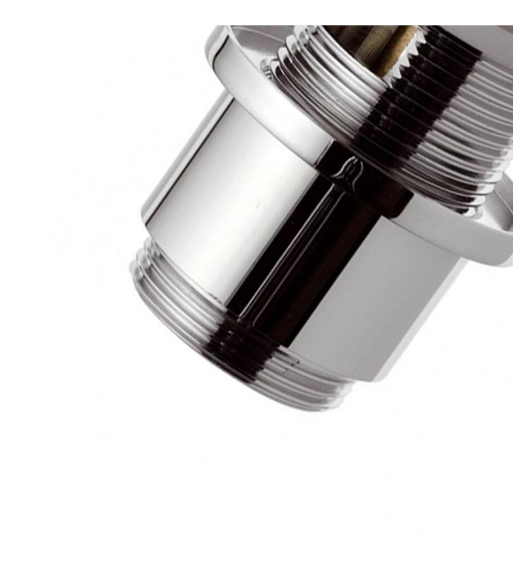 Scarico automatico quadrato modello con bicchiere corto RR 905SCC2114