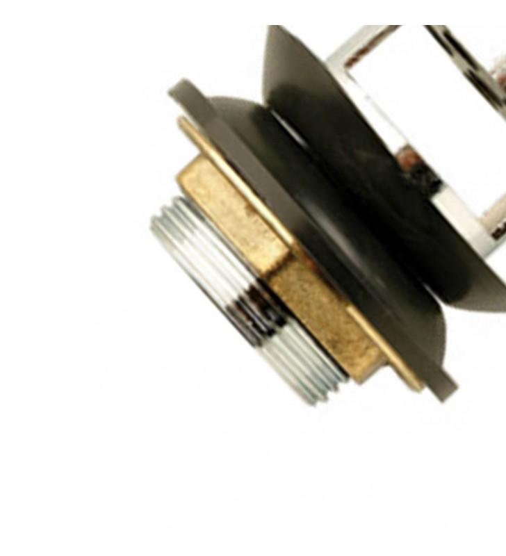 Piletta in ottone da 1 pollice per sifoni Idrobric SACSIF0025OT