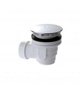 Piletta per doccia con piastra cromata 90 (MM1) RR 91490