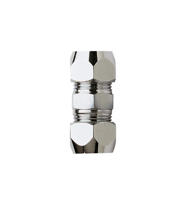 Doppio nipples completo con guarnizioni in 3 pezzi Remer 125D
