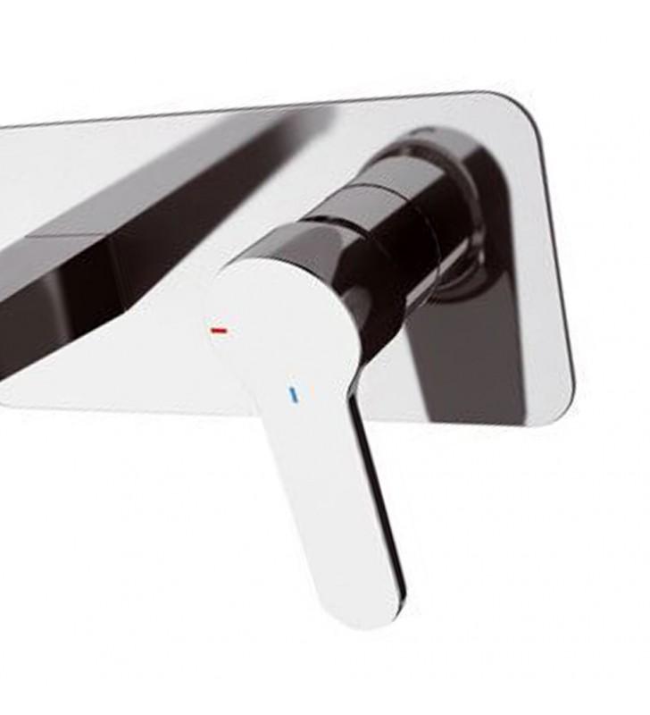 Winner eco miscelatore lavabo a parete a risparmio idrico Remer WE15LT8