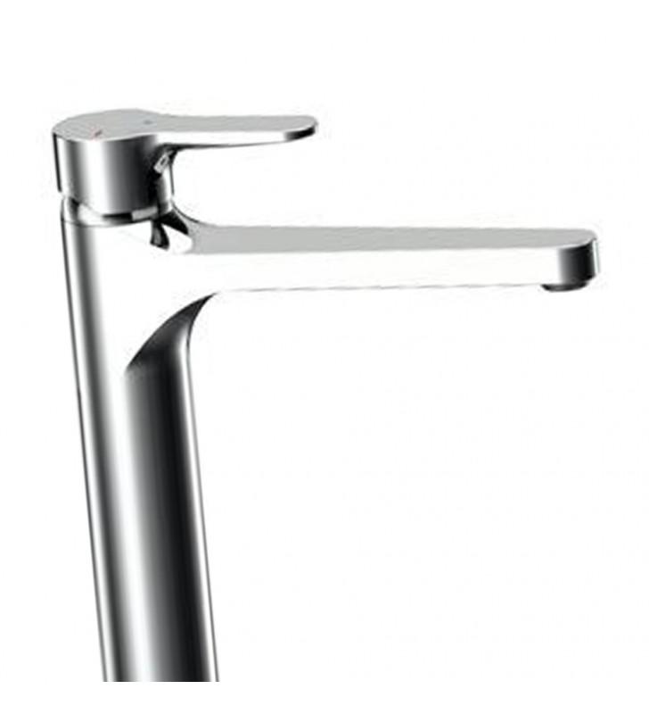 Rubinetto a risparmio energetico per lavabo con o senza piletta click clack winner Remer WE1XLLT8