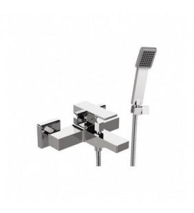 Miscelatore esterno vasca con kit doccia serie Absolute Remer AU02