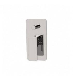 Miscelatore incasso vasca o doccia con deviatore serie Absolute Remer AU09