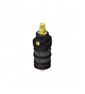 Cartuccia termostatica con rotazione manopola di 360 gradi Remer E50P