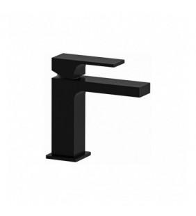 Miscelatore lavabo nero opaco serie Absolute Remer AU12NO