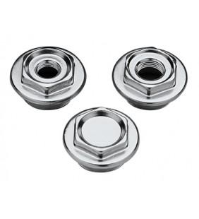 Tappo zincato per radiatori in ghisa e acciaio 1x1/2