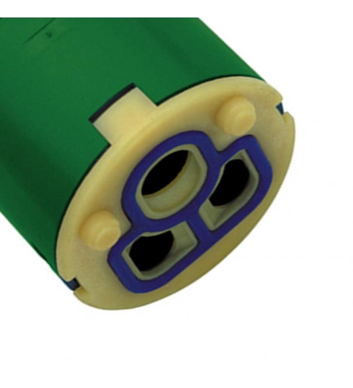 Cartuccia ad apertura forzata diam. mm 35 a dischi ceramici per lavello, doccia RR R52AF