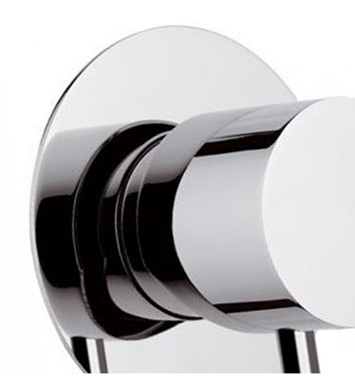 Deviatore a 5 posizioni per doccia serie minimal Remer N34DEV5