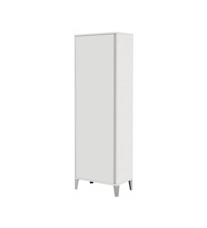Colonna armadio portascopa bianca Linea Mondo Feridras 527043