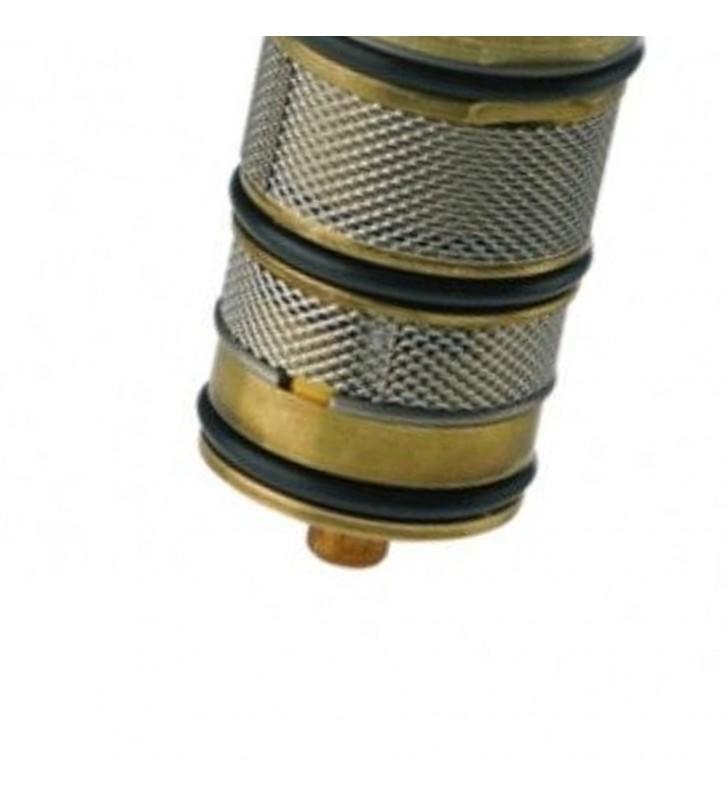 Cartuccia termostatica con rotazione manopola Remer E50