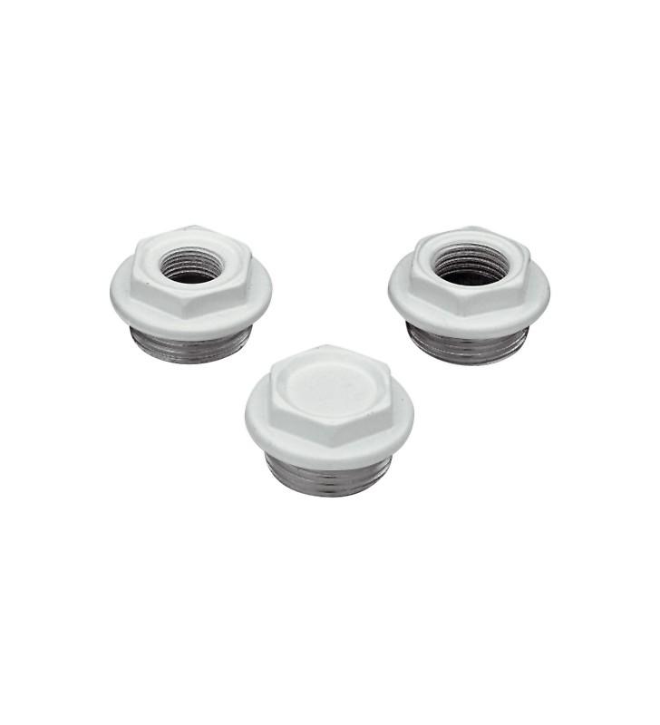 Kit tappo verniciato per radiatori in alluminio 11/4 Remer 541SX114