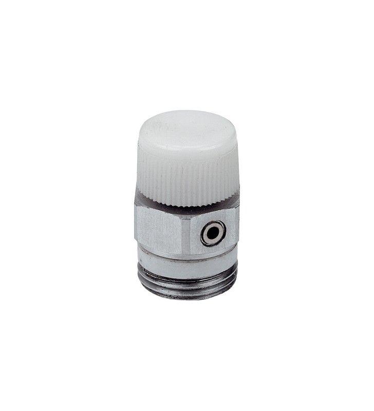 Valvolina sfogo aria manuale cromata per radiatori 1/2 RR 43012
