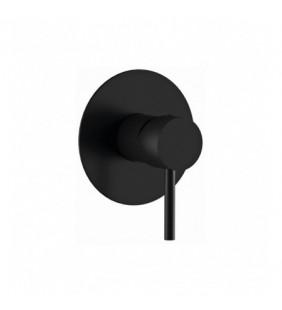 Miscelatore incasso vasca o doccia nero opaco serie X Style Remer X30LNO