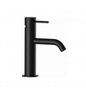 Miscelatore per lavabo nero opaco serie X Style Remer X12NO