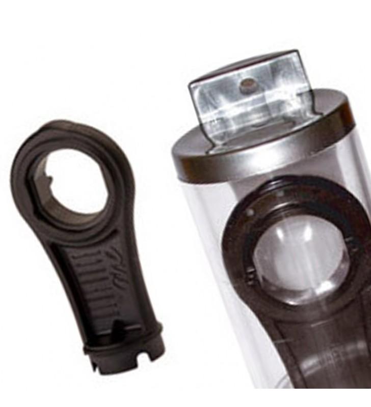 Set risparmio idrico totale composto da raccordo doccia, aeratore lavabo e bidet chiave di montaggio RR 83SETL6