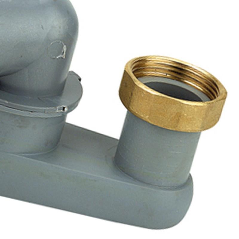 Sifone in plastica regolabile con scarico ad incollare 1 1/2 RR 98INC112