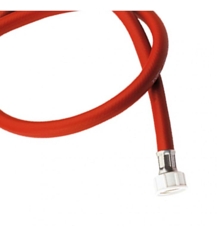 Tubo di carico per lavatrice, colore rosso 250 cm RR 290250RS