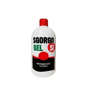 Sgorgosì gel 6 pezzi da 1 litro con tappo di sicurezza Idrobric SFUADD0027DI