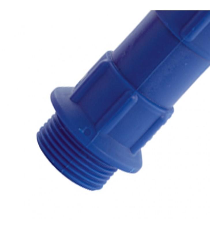 Tappo di collaudo impianti blu 1/2mx3/4m Remer 140BL12P