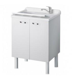 Lavatoio arcobaleno 60x50 per lavanderia Negrari 6002SK