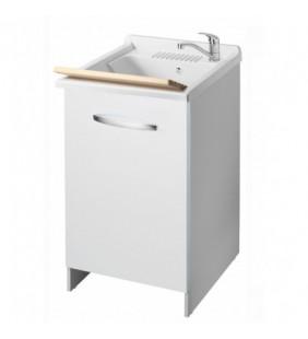 Lavatoio top colora 45x50 anta bianca negrari Negrari 2006L