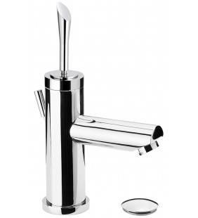 Remer jazz rubinetto monocomando per lavabo con o senza scarico Remer J1X