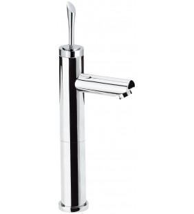 Miscelatore lavabo alto joystick remer serie jazz