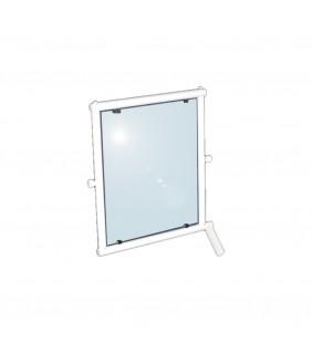 Specchio reclinabile con maniglia goman Goman AN-B21/01