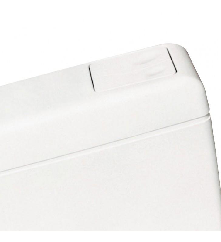 Cassetta a zaino doppio flusso minimax serie azzurra Idrobric SCACAS0009CA