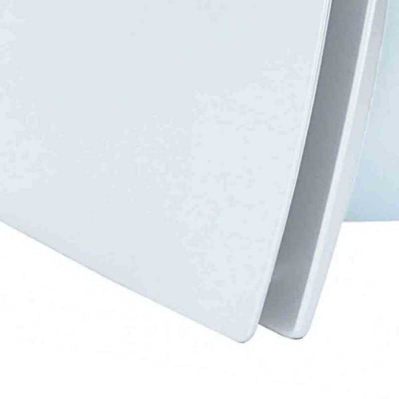 Aspiratore elettrico bianco con timer Idrobric VALASP0052BT
