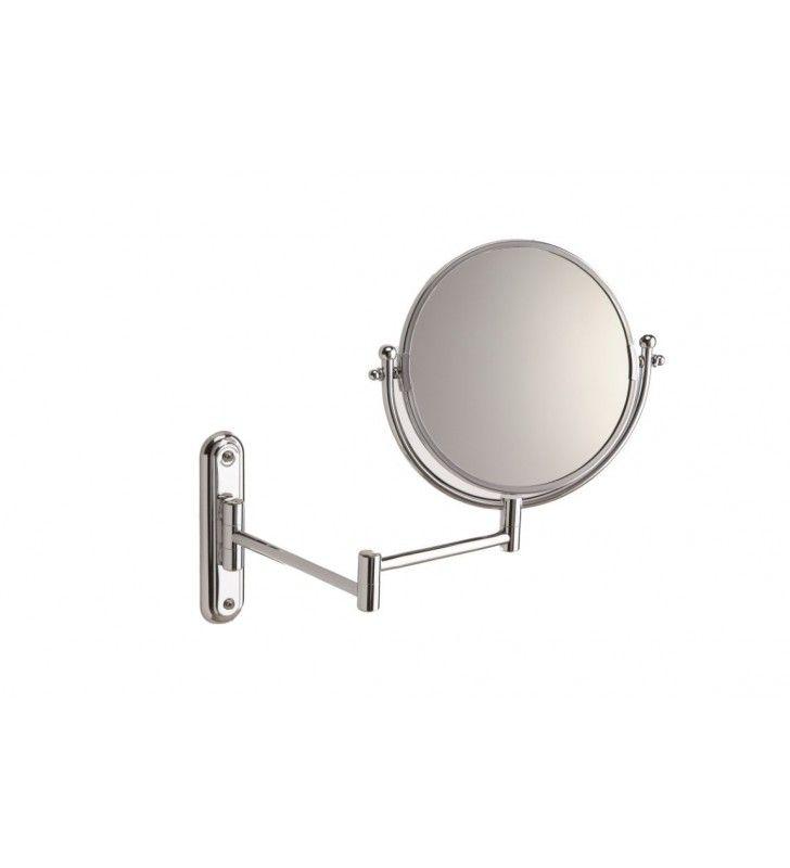 Specchio ingranditore a parete