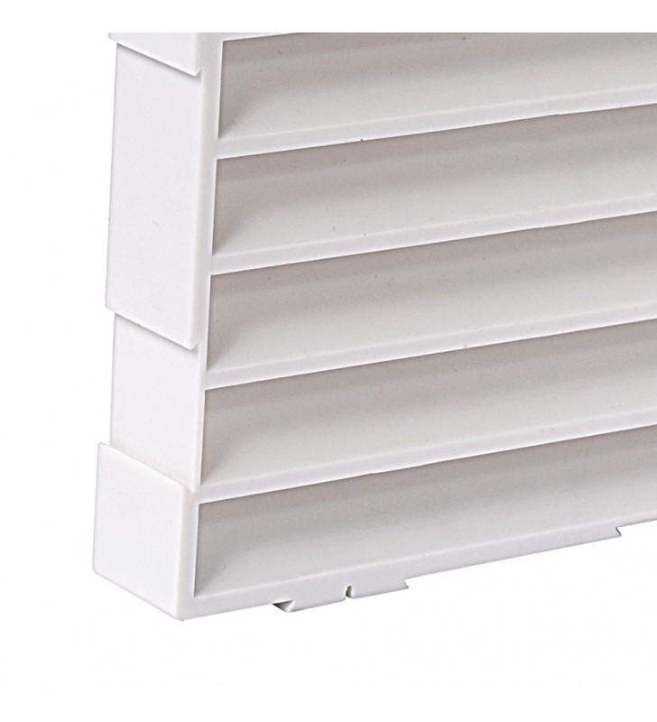 Modulo 100 x 100 x griglia areazione componibile Idrobric SACASP0061MG