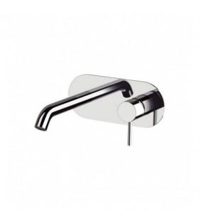 Miscelatore lavabo da incasso su piastra unica - Serie X Style Remer X15