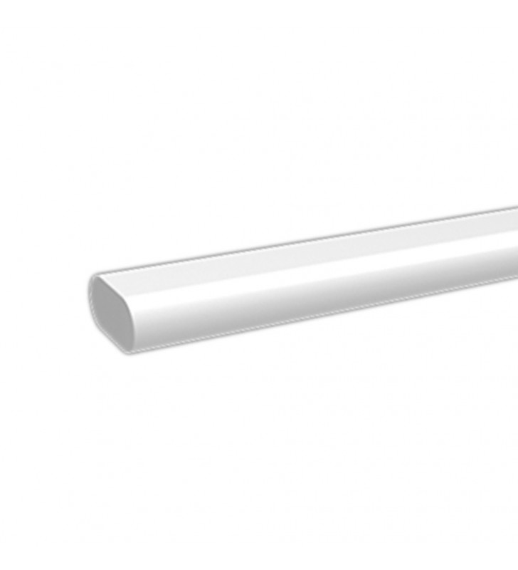 Miss maniglione barra ovale ribaltabile cm 70 nylon (MM1) Goman OP-B69/01